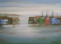 Harbour, two tiers by Michael Praed