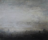 London skyline, October by Benjamin Warner