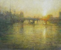 Towards Tower Bridge by Benjamin Warner