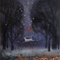 The rising of the sun by Catherine Hyde