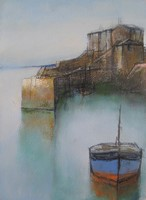 Harbour calm by Michael Praed