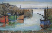 Harbour tier by Michael Praed