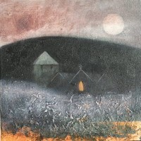 Church of storms by Catherine Hyde