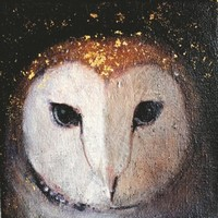 Flower face by Catherine Hyde