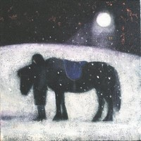 Miles to go before I sleep by Catherine Hyde