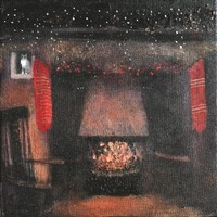 The back bar by Catherine Hyde