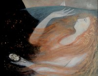 The moons full hands by Catherine Hyde