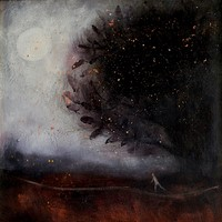 Out in the wild wind by Catherine Hyde