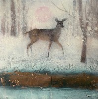 As the sun rose by Catherine Hyde
