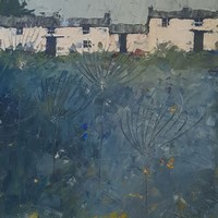 Farm cottages by John Piper