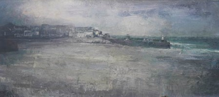 Winter, St Ives by Benjamin Warner