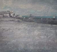 Winter, St Ives II by Benjamin Warner