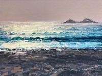 Soothing Seas,  Cot Valley by Rachael Mia Allen