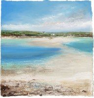 Summer on St Agnes, Scillies by Amanda Hoskin