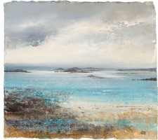 Beach colours, Isles of Scilly by Amanda Hoskin