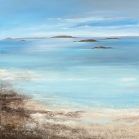 Tranquil colours,  Isles of Scilly by Amanda Hoskin