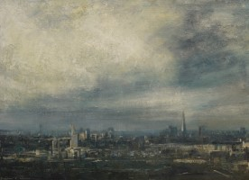 London skyline by Benjamin Warner