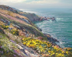 Spring Evening, Hor Point by Mark Preston