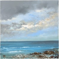 Watching the Clouds, Sennen by Amanda Hoskin