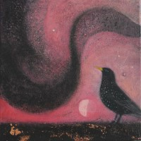 Settling to roost (The Hare and the Moon) by Catherine Hyde