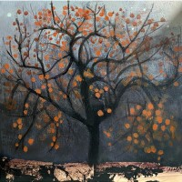 The fruiting tree (The Hare and the Moon) by Catherine Hyde