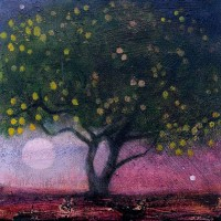The golden apples (The Hare and the Moon) by Catherine Hyde