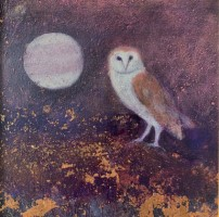 The wild moon rising by Catherine Hyde