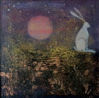 The harvest moon by Catherine Hyde