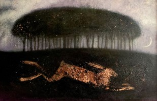 Over hill, under land by Catherine Hyde