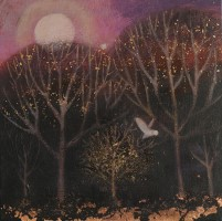 As the Orion strides into Winter by Catherine Hyde