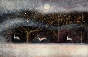 The cold east wind by Catherine Hyde