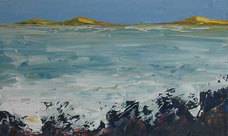 Winter Bay by John Piper