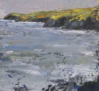 Penwith coast by John Piper