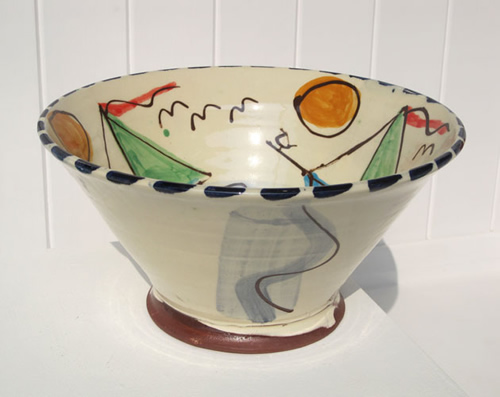 Large Bowl by Kevin Warren