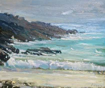 Off Porthmeor by Gary Long
