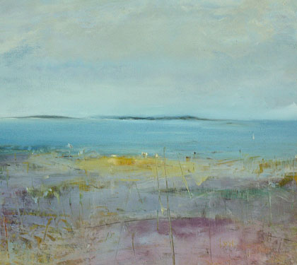 Precious islands, Tresco by Lucy Dove Wright