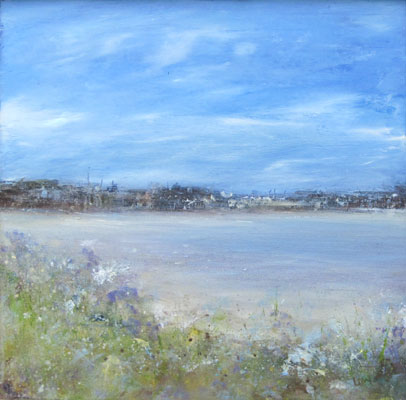 St Agnes, the Scillies by Lucy Dove Wright