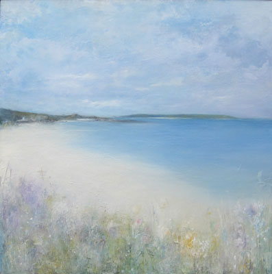 Summer haze by Lucy Dove Wright