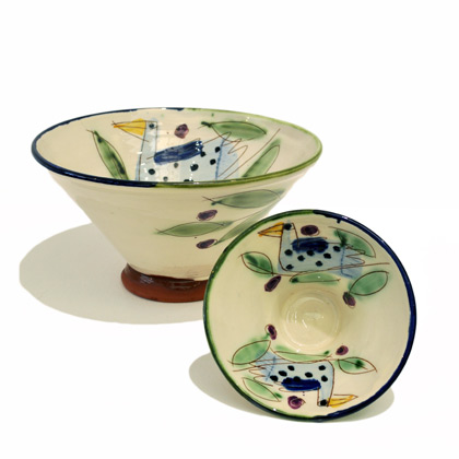 Bowls from £12 by Kevin Warren