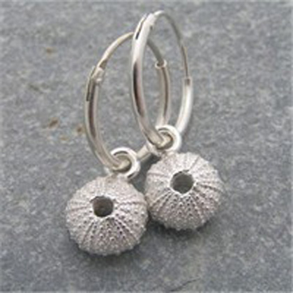 Urchin hoops<br>Earings from &pound;54 by Fay Page