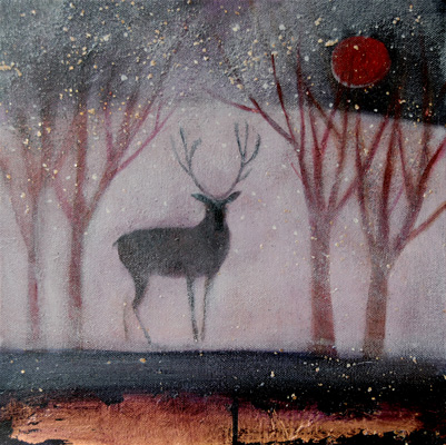 Through the veils by Catherine Hyde