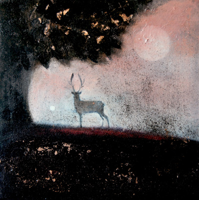 Warming the shadows by Catherine Hyde