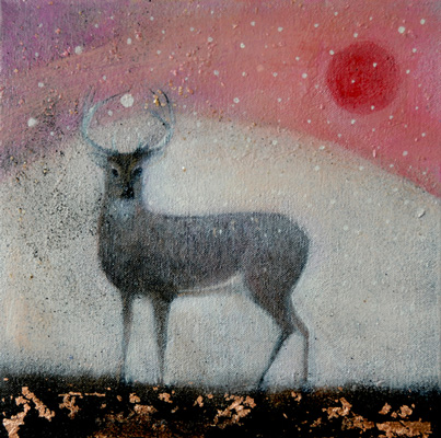 The first fall of snow by Catherine Hyde