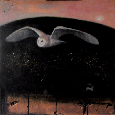 The silence of the flowers by Catherine Hyde
