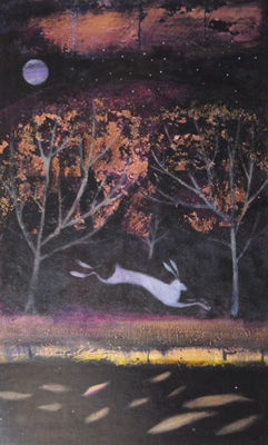 The slow river by Catherine Hyde