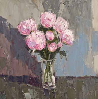 Peonies I   by Gary Long