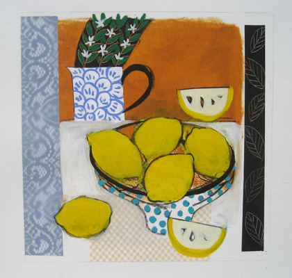 Little lemons by Christine Relton & Tom Marine