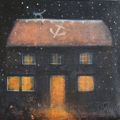 Christmas eve at the blue anchor by Catherine Hyde