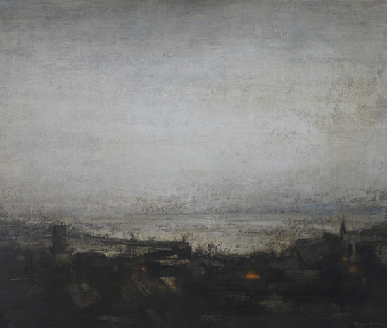 Dawn, St Ives by Benjamin Warner